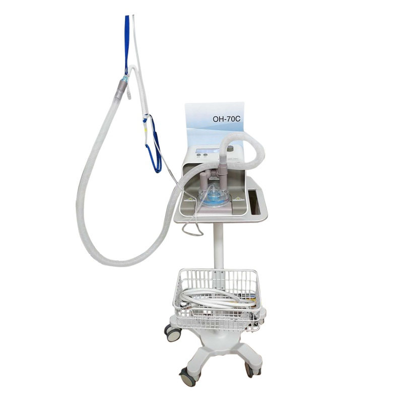 OH70C Hospital Oxygen Medical ICU Non-Invasive Vent