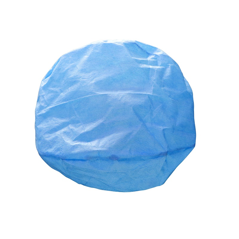Non-Woven Disposable Bouffant Cap Surgical Mob Clip